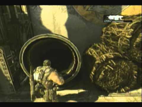 Truco De El Pollo Lambent Gears Of War 3.wmv