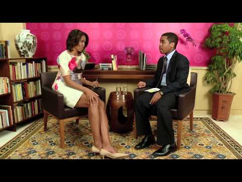 Of the People: First Lady Michelle Obama, China