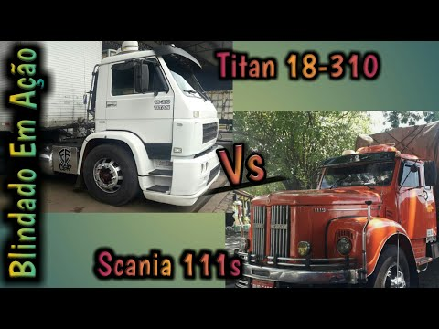 Scania 111s vs Titan 18-310 - vc decide