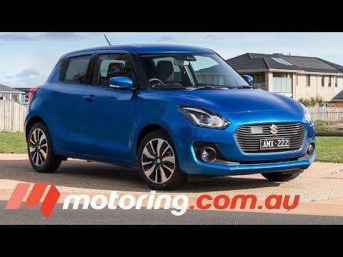 2017 Suzuki Swift GLX Turbo Review |  motoring.com.au