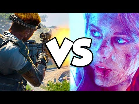 Black Ops 4 Blackout VS Battlefield 5 Firestorm...