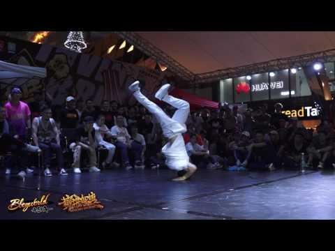 Drummer Man vs Astro | Final | Bboy 1on1 | Invinsible Breaking Jam
