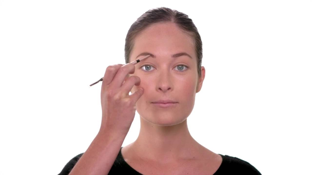 How-to: Apply the Retractable Eyebrow Pencil - YouTube