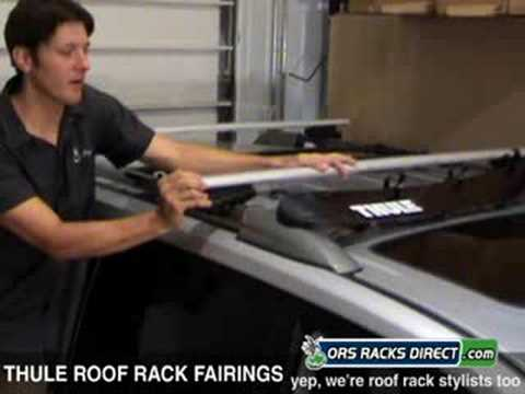 Thule 870Xt Thule Roof Rack Fairing