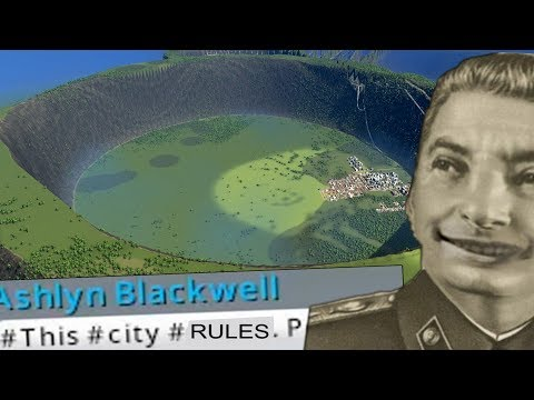 Cities Skylines: Welcome To The Pit of Doom |