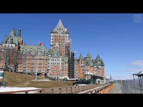 Québec au temps du coronavirus