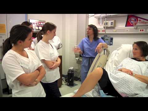FULL VERSION: MamaNatalie ® Scenario with Nursing Students at University of Delaware