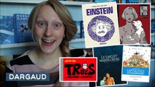 BD | Le crime qui est le tien, Einstein, ... #Dargaud