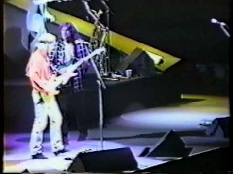 "Dire Straits ""Heavy fuel"" 1992 Los Angeles"