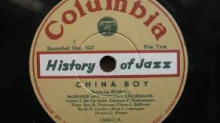 Eddie Condon - CHINA BOY