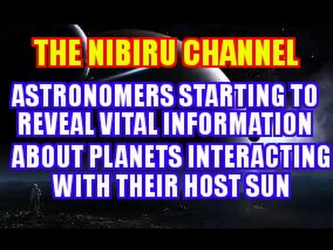 ASTRONOMERS STARTING TO REVEAL VITAL INFORMATION!