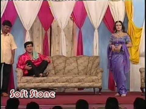Punjabi FunLayZ - Tariq Teddy On Fire (Crazy Jugat To Theater Audience)