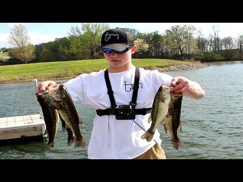 Bass Fishing CLINIC At Lake Dogwood!!