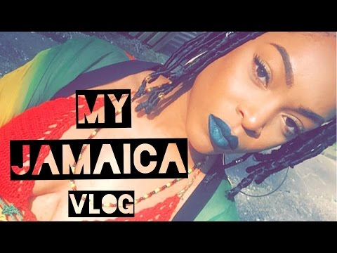 Jamaican Vlogger/ Youtuber :My Jamaica Vlog ! : Travel Diaries