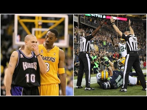 10 Games That the Refs Really F*CKED UP