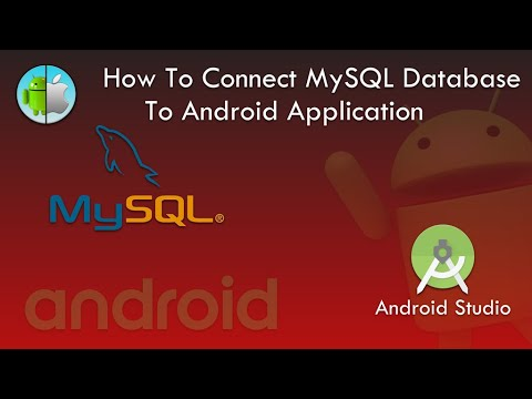 How To Connect Mysql Database To Android Application
