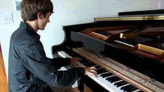 Usher: Dj Got Us Fallin' In Love Again Ft. Pitbull Piano Cover