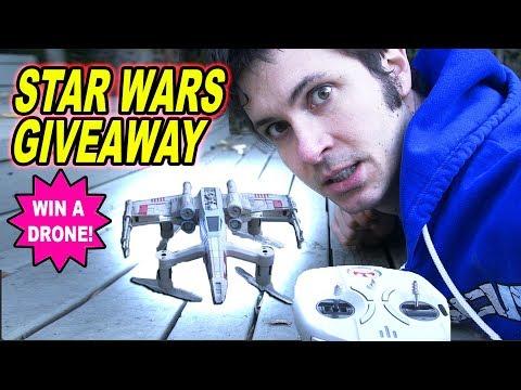 STAR WARS: Battle Drones [GIVEAWAY] (ft. Gryphon)