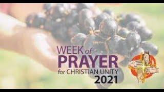 Week of Prayer for Christian Unity 2021