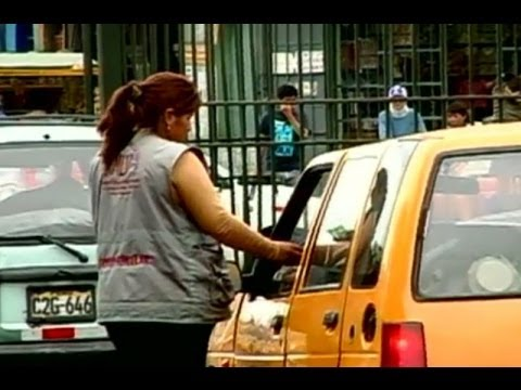 Mafias cobran un sol por transitar por las calles de Gamarra