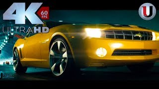 Transformers 2007 Autobots Arrival To Earth Scene (Full HD)