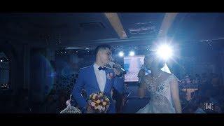 Cô dâu Chú rể hát song ca mashup cực đỉnh - Ta la của nhau + Sau tất cả