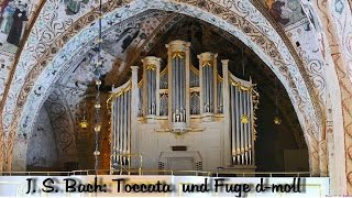 J. S. Bach - Toccata und Fuge d-moll BWV 565