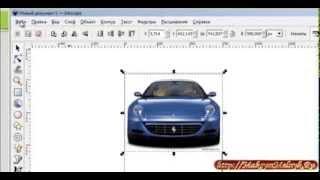 Создание картинок для VideoScribe c помощью программы inkscape.