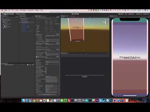Viewport Mask Fix For IPhone X Development