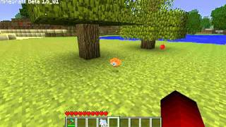 How to use the Appleseed v0.2 plugin for Minecraft with Bukkit