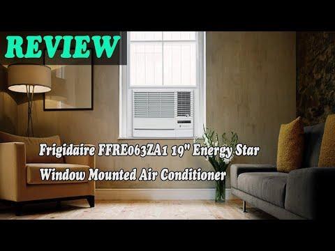 Frigidaire FFRE083ZA1 BTU window air conditioner - Review 2019