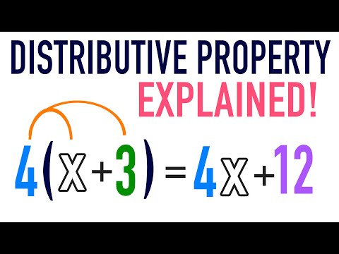 ☆ Learn to understand and apply the Distributive Property   Common Core Algebra