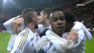 Ligue 1 - OL 5-1 Guingamp - 29ème journée - Ligue 1