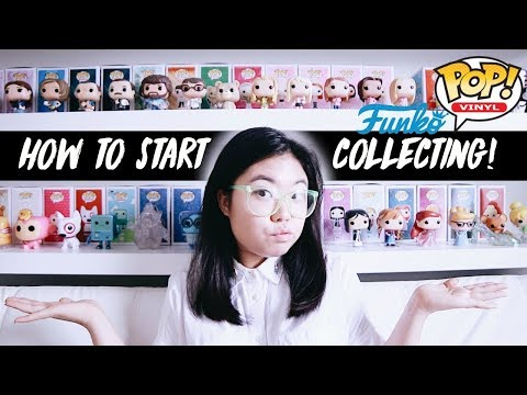 HOW TO START FUNKO POP COLLECTING FOR BEGINNERS