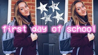 first day of college vlog!!! uga