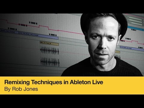 Remixing Techniques in Ableton Live - Trailer for a New Course