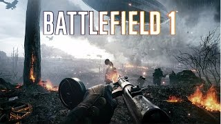 Checking out Battlefield 1!  (PC Gameplay) (Ultra Graphics)