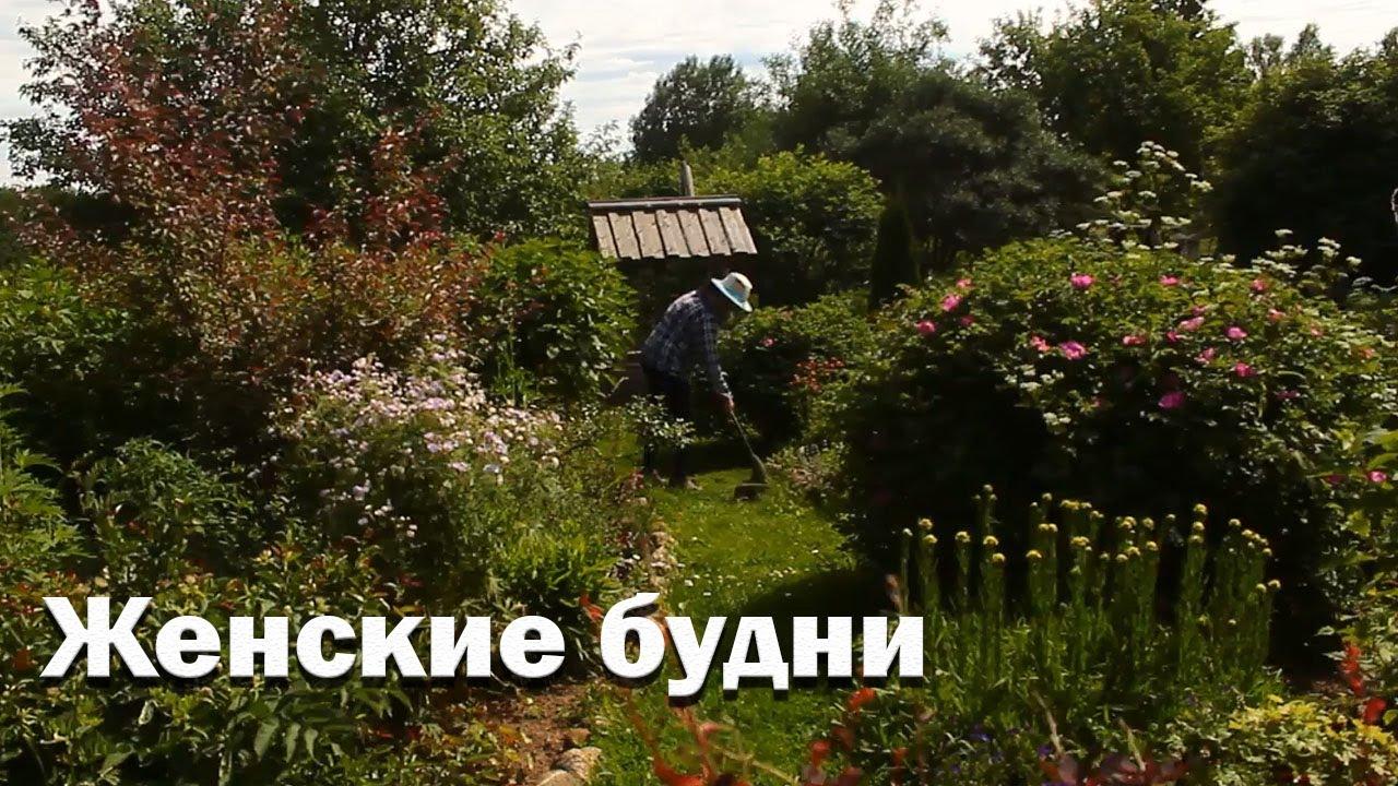 Женские будни/результаты весенних трудов//навожу красоту/собираю травы