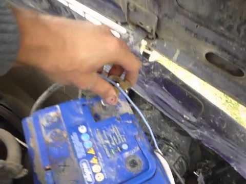 ВАЗ 2107 Генератор не заряжает. Не работает контрольная лампа.