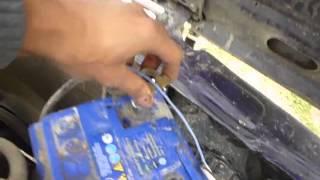 ВАЗ 2107 Генератор не заряжает. Не работает контрольная лампа.(, 2015-05-02T05:58:56.000Z)