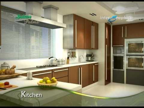 Saima palm walkthrough youtube for Saima arabian villas 160