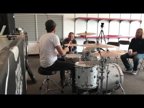 Jamie Wollam - Pre-Clinic Practice 4 - Stebal Drums - 5/20/17