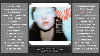 ♡ 2010 K-Pop Girl Groups | PLAYLIST ♡