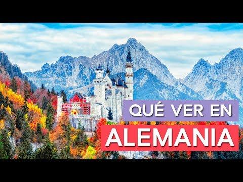 Qué Ver En Alemania 🇩🇪   10 Lugares Imprescindibles