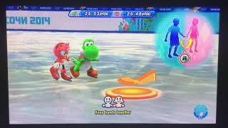 Mario & Sonic at the Sochi 2014 Olympic Winter Games Figure Skating Pairs 276