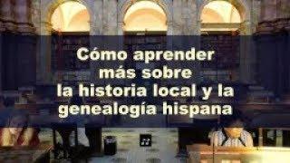 Cómo aprender más sobre la historia local y la genealogía hispana