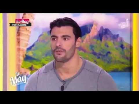 Ismaël Ali Djefafla sur le plateau du Mag ( 29/10/2014 )