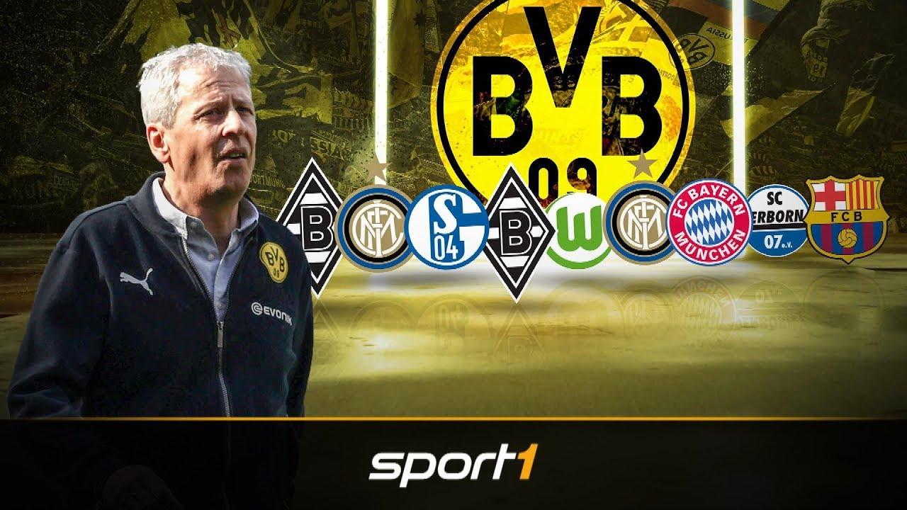 Diese schweren Aufgaben warten auf den BVB in den nächsten Wochen | SPORT1