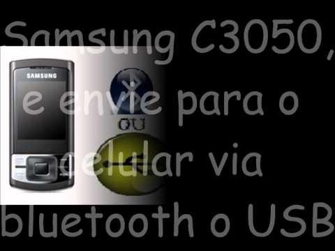 colocar jogos no Samsung C3050.wmv