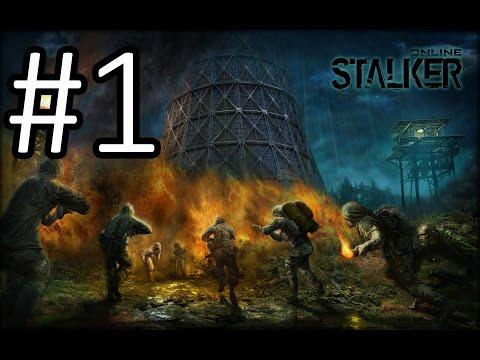 Stalker Online прохождение #1 [Гнусавый Lets Play] - Первые шаги